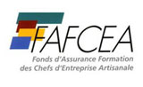 Logo formation ongles reconnue FAFCEA
